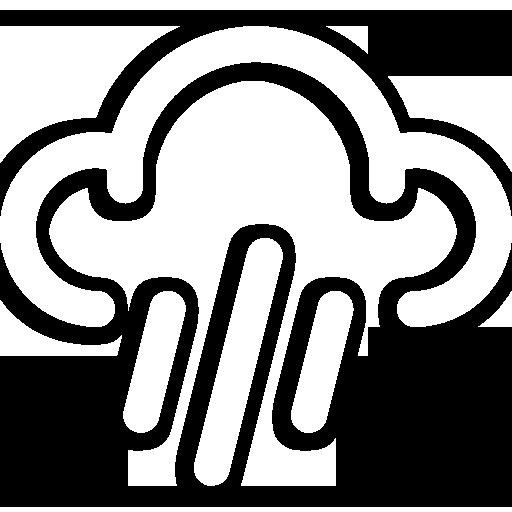 Lichte motregen